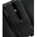 LG Optimus 3D Leather Holster Case (Black) protective carrying case by PDair