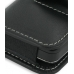LG KT520 Leather Holster Case (Black) genuine leather case by PDair