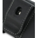 LG GD550 Leather Holster Case (Black) protective carrying case by PDair
