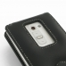 LG Optimus G2 D800 Leather Flip Case protective carrying case by PDair
