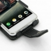 LG Optimus F5 Leather Flip Case genuine leather case by PDair