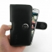 LG Optimus F5 Leather Holster Case handmade leather case by PDair