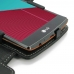 LG G4 H815 Leather Flip Cover genuine leather case by PDair