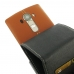 LG G4 H815 Leather Flip Case genuine leather case by PDair