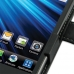 LG Optimus LTE Leather Flip Cover (Black) top quality leather case by PDair
