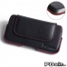 YOTAPHONE 2 Leather Holster Pouch Case (Red Stitch) offers worldwide free shipping by PDair