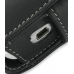 Mitac Mio A501 Leather Flip Cover (Black) top quality leather case by PDair