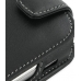 Motorola MOTOSURF A3100 Leather Flip Case (Black) handmade leather case by PDair