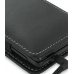 Motorola DROID Leather Sleeve Pouch Case (Black) protective carrying case by PDair