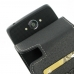 Motorola DROID Turbo Leather Flip Case handmade leather case by PDair