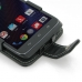 Motorola DROID Turbo Leather Flip Case genuine leather case by PDair
