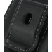 Motorola Defy MB525 / Defy Plus Pouch Case with Belt Clip (Black) protective carrying case by PDair