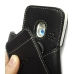 Motorola E680 E680i Leather Flip Cover (Black) top quality leather case by PDair
