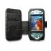 Motorola E680 E680i Leather Flip Cover (Black) custom degsined carrying case by PDair