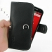 Moto G 2nd Gen Leather Holster Case top quality leather case by PDair