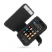 Motorola MOTO MT710 Leather Flip Cover (Black) offers worldwide free shipping by PDair
