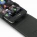 Motorola Droid Razr Maxx HD Leather Flip Top Case genuine leather case by PDair