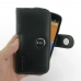 Moto G Leather Holster Case custom degsined carrying case by PDair