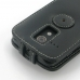 Moto G Leather Flip Top Case protective carrying case by PDair