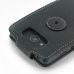Motorola Droid Maxx Leather Flip Top Carry Case protective carrying case by PDair