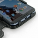 Nexus 6 Leather Flip Cover genuine leather case by PDair