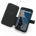 Nexus 6 Leather Flip Cover top quality leather case by PDair
