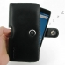 Nexus 6 Leather Holster Case genuine leather case by PDair