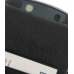 Motorola Q9h Leather Flip Case (Black) genuine leather case by PDair