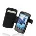 Motorola Atrix 2 Leather Flip Cover custom degsined carrying case by PDair
