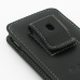 Motorola Razr i Pouch Case with Belt Clip genuine leather case by PDair