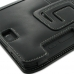 Motorola XOOM 2 Media Edition Leather Flip Carry Cover (Black) protective carrying case by PDair