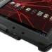 Motorola XOOM 2 Media Edition Leather Flip Carry Cover (Black) genuine leather case by PDair