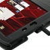 Motorola XOOM 2 Media Edition Leather Folio Stand Case (Black) handmade leather case by PDair