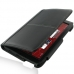 Motorola XOOM 2 Media Edition Leather Folio Stand Case (Black) offers worldwide free shipping by PDair