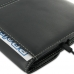 Motorola XOOM 2 Media Edition Leather Sleeve Pouch (Black) protective carrying case by PDair