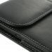 Motorola XOOM 2 Media Edition Leather Sleeve Pouch (Black) handmade leather case by PDair