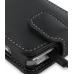Motorola MOTO XT701 Leather Flip Case (Black) top quality leather case by PDair