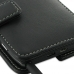 Motorola Droid Razr Maxx Leather Flip Cover handmade leather case by PDair