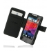 Motorola RAZR XT910 Leather Flip Cover custom degsined carrying case by PDair
