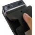 Motorola RAZR XT910 Leather Flip Case (Orange Stitch) handmade leather case by PDair
