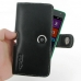Microsoft Lumia 535 Leather Holster Case genuine leather case by PDair