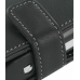 MWg Atom Life Leather Flip Cover (Black) custom degsined carrying case by PDair