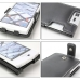 NEC Medias ES N-05D Leather Flip Case (Black) protective carrying case by PDair