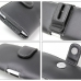 NEC Medias ES N-05D Leather Holster Case (Black) protective carrying case by PDair
