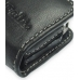 Nokia E70 Leather Holster Case (Black) top quality leather case by PDair