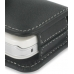 Nokia 6110 Navigator Leather Holster Case (Black) genuine leather case by PDair