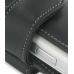 Nokia 6110 Navigator Leather Holster Case (Black) top quality leather case by PDair
