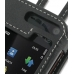 Nokia 5800 XpressMusic Leather Flip Case (Black) genuine leather case by PDair