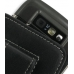 Nokia E71 Pouch Case with Belt Clip (Black) protective carrying case by PDair