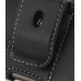 Nokia C7 Leather Holster Case (Black) protective carrying case by PDair